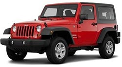 Rent a Jeep!