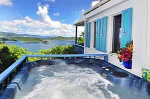 S t j o h n u s v i c o m homes and villas for Calabash cottage